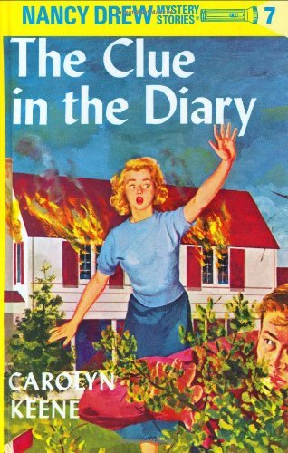 Carolyn Keene The Clue In The Diary