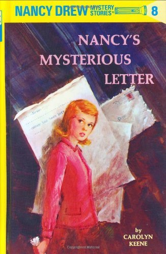Carolyn Keene Nancy's Mysterious Letter
