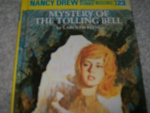 Carolyn Keene The Mystery Of The Tolling Bell