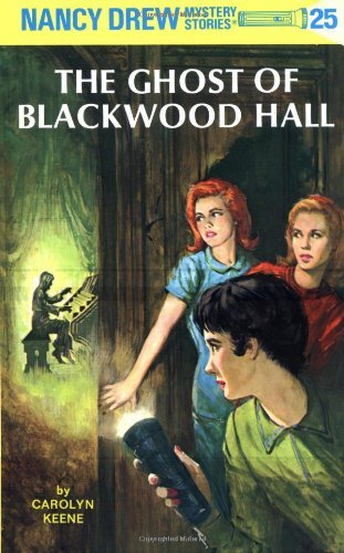 Carolyn Keene The Ghost Of Blackwood Hall