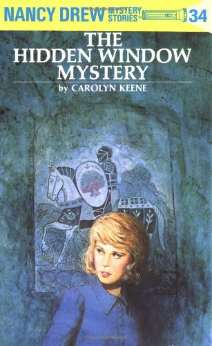 Carolyn Keene Nancy Drew 34 The Hidden Window Mystery Revised