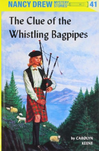 Carolyn Keene Nancy Drew 41 The Clue Of The Whistling Bagpipes Revised