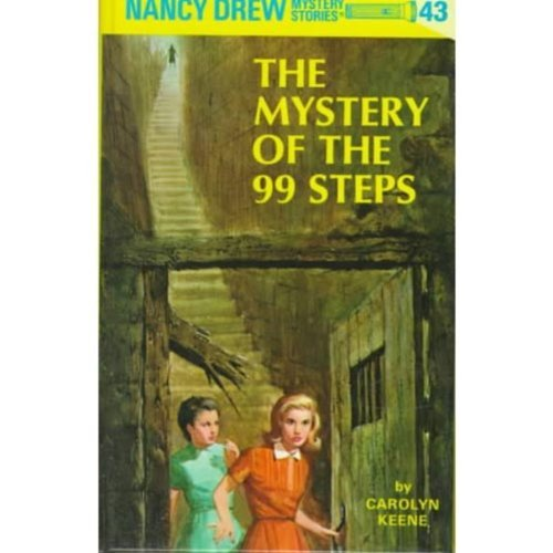 Carolyn Keene Nancy Drew 43 The Mystery Of The 99 Steps Revised