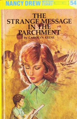 Carolyn Keene The Strange Message In The Parchment