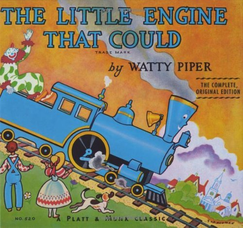 Watty Piper The Little Engine That Could The Complete Original Edition
