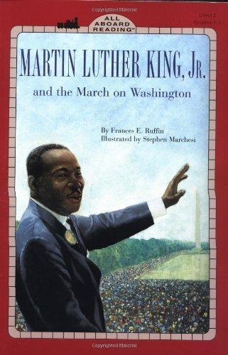 Frances Ruffin Martin Luther King Jr. And The March On Washingto