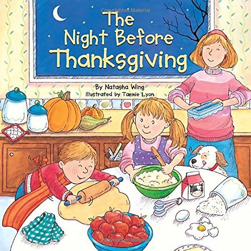 Natasha Wing The Night Before Thanksgiving