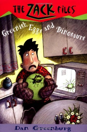 Dan Greenburg Greenish Eggs And Dinosaurs