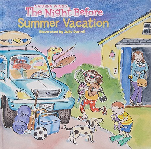 Natasha Wing The Night Before Summer Vacation