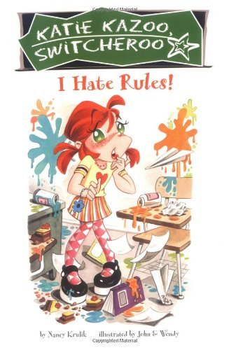 Nancy Krulik I Hate Rules!