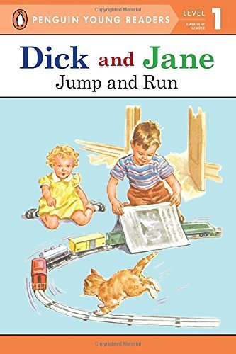 Penguin Young Readers Dick And Jane Jump And Run (penguin Young Reader L