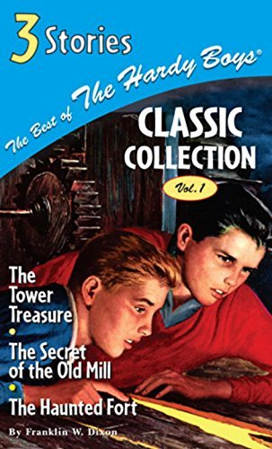 Franklin W. Dixon The Best Of The Hardy Boys Classics Collection Vol