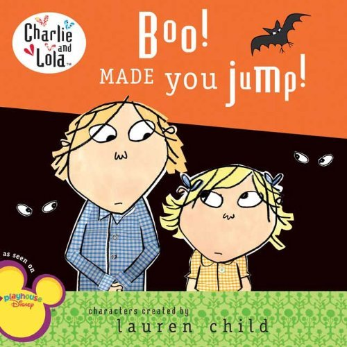 Lauren Child Boo! Made You Jump!