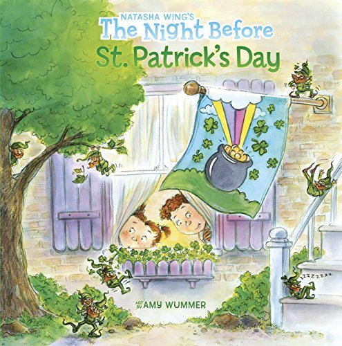 Natasha Wing The Night Before St. Patrick's Day