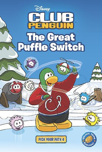 Tracey West The Great Puffle Switch