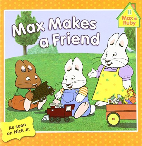 Rosemary Wells Max Makes A Friend
