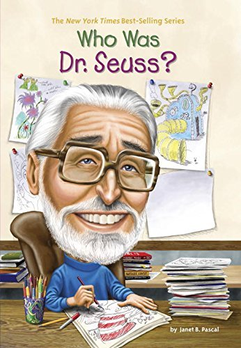 Janet B. Pascal Who Was Dr. Seuss?