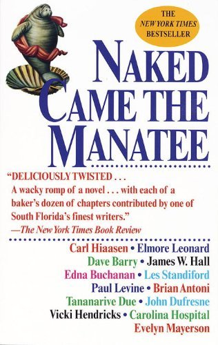 Carl Hiaasen Naked Came The Manatee