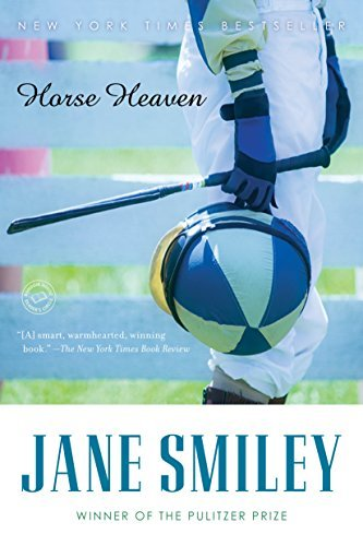 Jane Smiley Horse Heaven