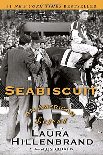 Laura Hillenbrand Seabiscuit An American Legend