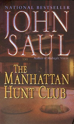 John Saul Manhattan Hunt Club