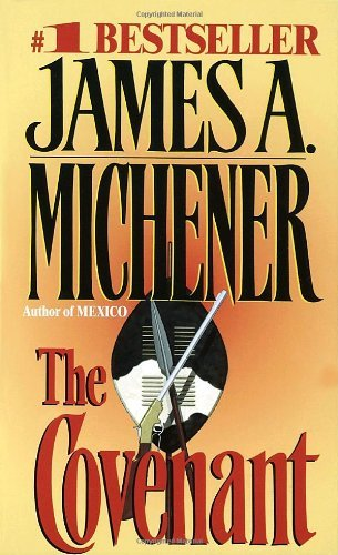 James A. Michener The Covenant