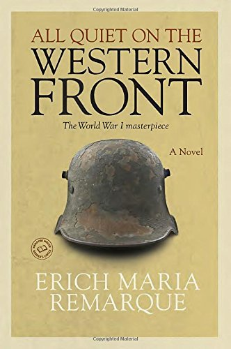 Erich Maria Remarque All Quiet On The Western Front