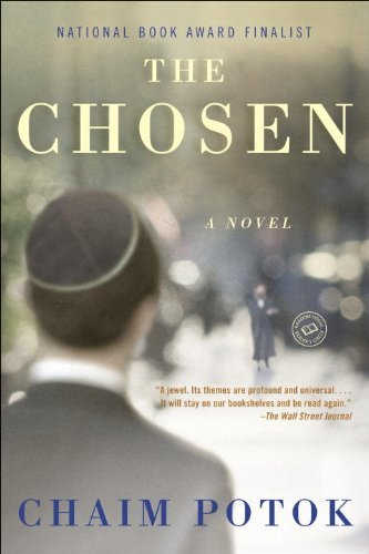 Chaim Potok The Chosen