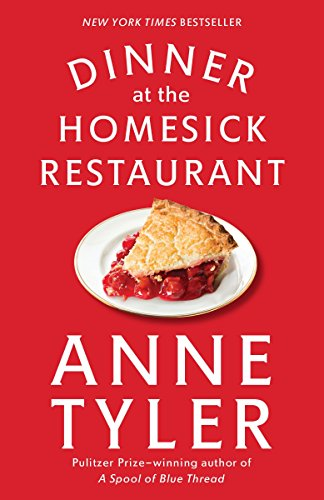 Anne Tyler Dinner At The Homesick Restaurant