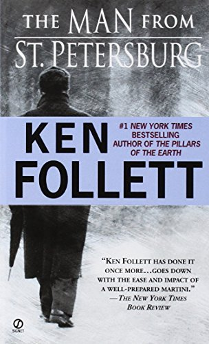 Ken Follett The Man From St. Petersburg