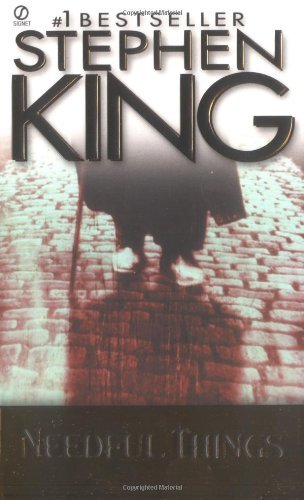 Stephen King Needful Things The Last Castle Rock Story