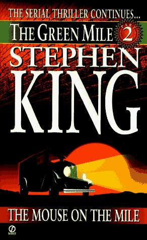 Stephen King Mouse On The Mile Green Mile Book 2