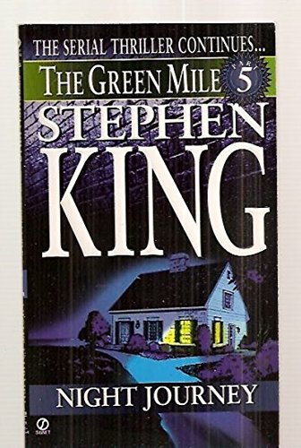 Stephen King Night Journey Green Mile Book 5