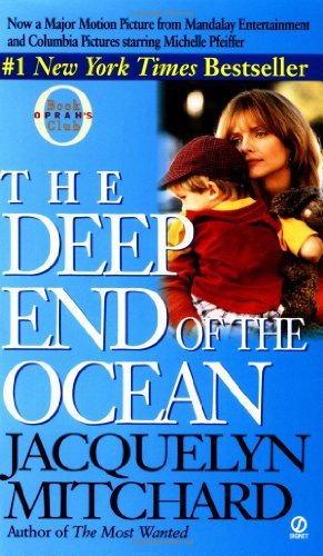 Jacquelyn Mitchard Deep End Of The Ocean Oprah's Book Club