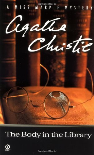 Agatha Christie Body In The Library The