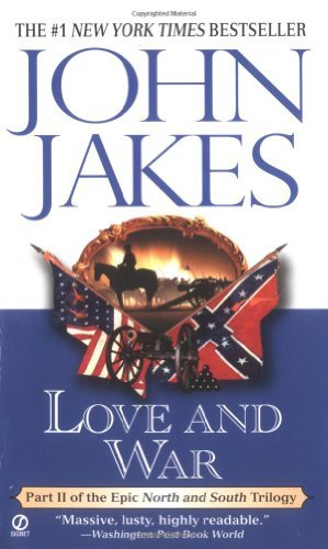 John Jakes Love And War
