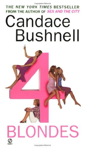 Candace Bushnell 4 Blondes