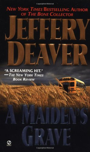 Jeffery Deaver A Maiden's Grave