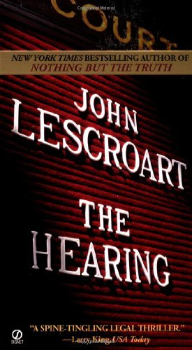 John Lescroart The Hearing