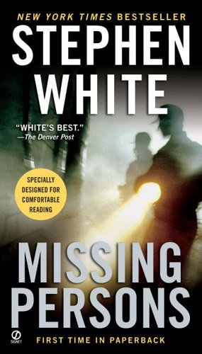 Stephen White Missing Persons