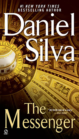 Daniel Silva The Messenger