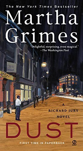 Martha Grimes Dust A Richard Jury Mystery