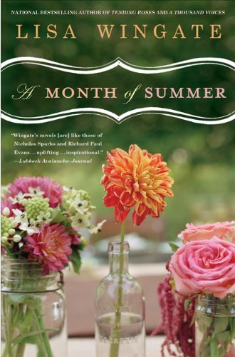 Lisa Wingate A Month Of Summer
