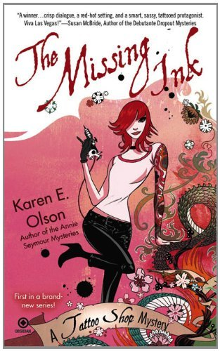 Karen E. Olson The Missing Ink