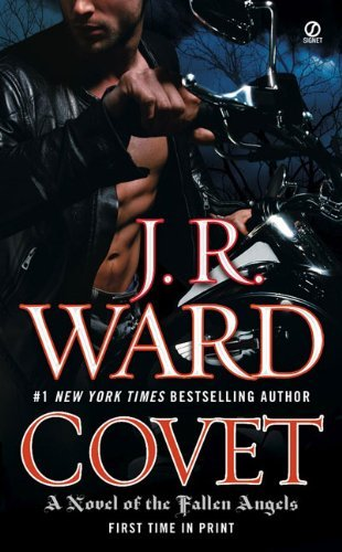 J. R. Ward Covet A Novel Of The Fallen Angels