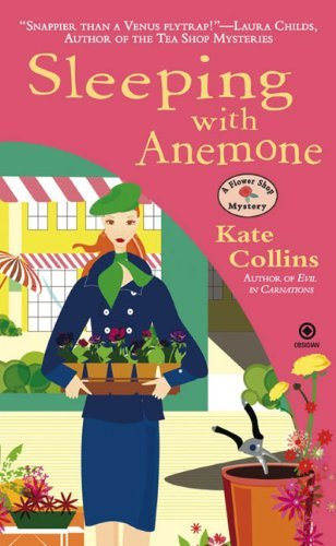 Kate Collins Sleeping With Anemone