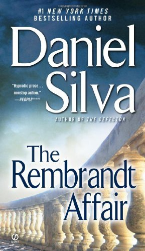 Daniel Silva The Rembrandt Affair