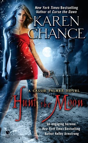 Karen Chance Hunt The Moon