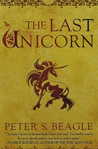 Peter S. Beagle The Last Unicorn