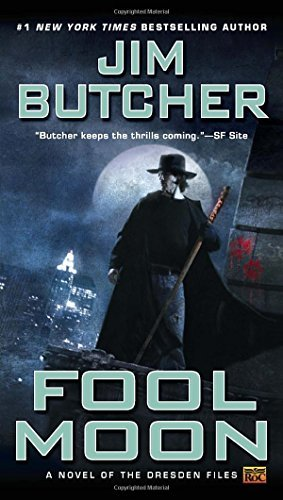Jim Butcher Fool Moon